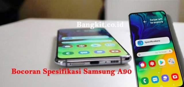 Bakal Dirilis Samsung A90 - Ponsel Seri Galaxy R Support 5G