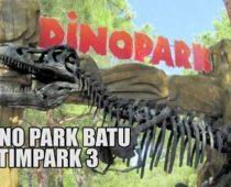 Catat Rute Menuju Ke Dino Park Yang Ada di Jatim Park 3