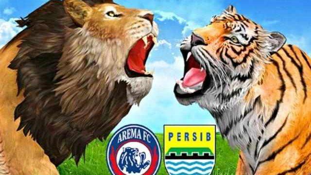 Nonton Arema vs Persib