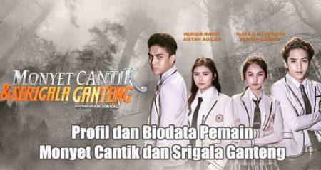 "Sinetron Terbaru RCTI ""Monyet Cantik dan Srigala Ganteng"" Profil dan Biodata Pemain"