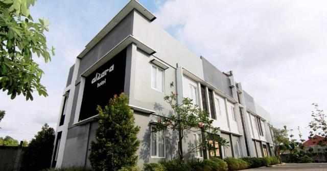Review Hotel Alzara Wonosari