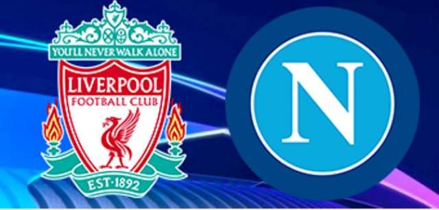 Nonton Liverpool vs Napoli - Prediksi Hasil Skor Terjitu
