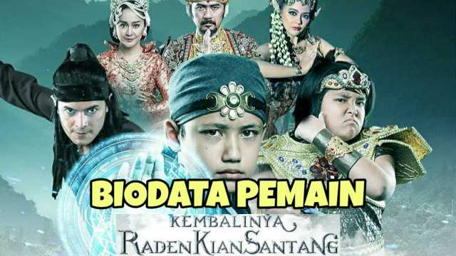 Nama Pemain Kembalinya Raden Kian Santang Film Kolosal MNCTV