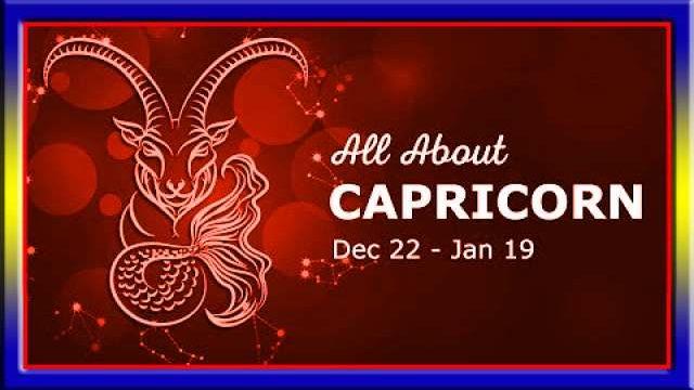 55+ Gambar Zodiak Capricorn Terlihat Keren