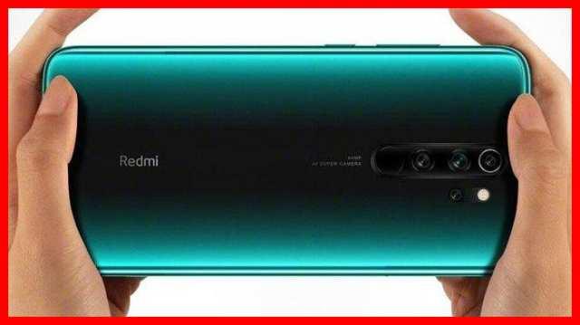 Spesifikasi Xiaomi Redmi Note 8 Pro