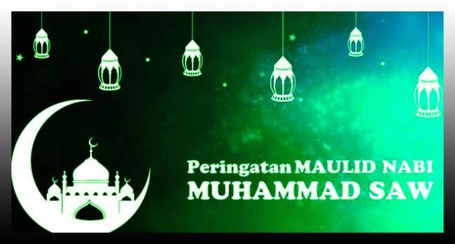 Kata Mutiara Bijak Bertema Maulid Nabi Muhammad SAW