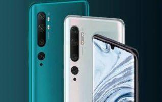 Mi Note 10 Pro 2 Hari Lagi Sudah Bisa Dibeli, Launching 4 Januari