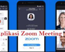 Download Aplikasi Zoom Untuk Laptop dan HP Solusi Work From Home