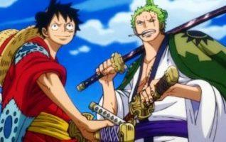 One Piece Episode 924