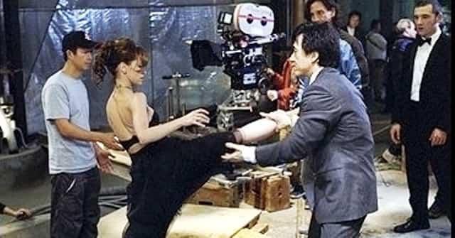Sinopsis Film The Tuxedo Jackie Chan