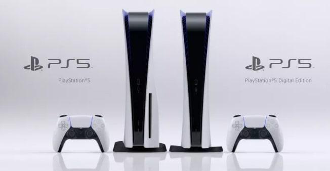 Sony PS5 Dijual Harga 7 Jutaan, Ini Bentuk Fisiknya