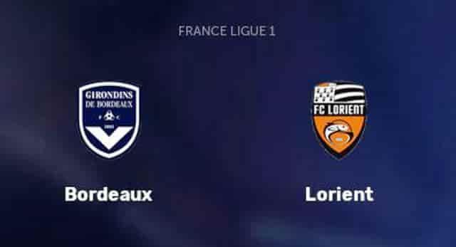 Prediksi Bordeaux vs Lorient Ligue 1