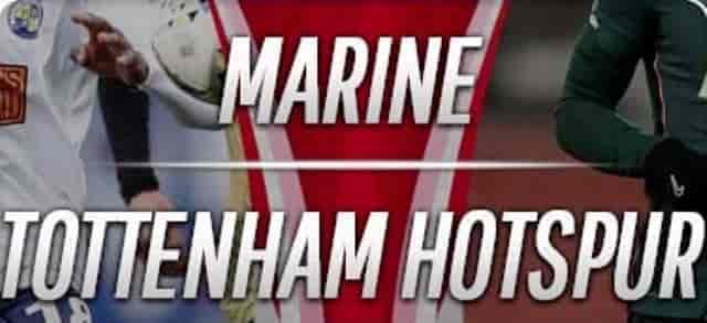 Prediksi Marine vs Tottenham