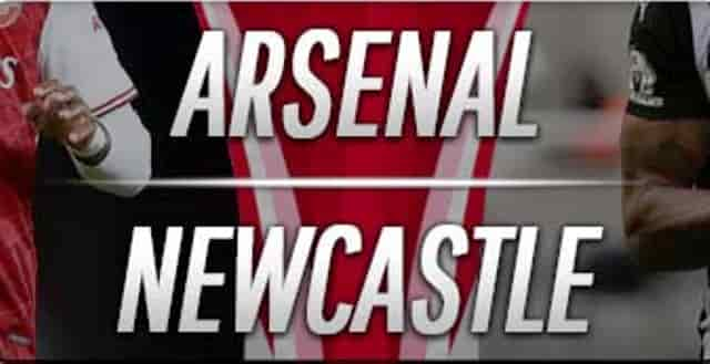 Prediksi Skor Arsenal vs Newcastle