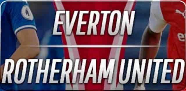 Prediksi Skor Everton vs Rotherham