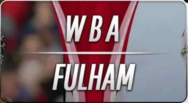 Prediksi Skor West Brom vs Fulham