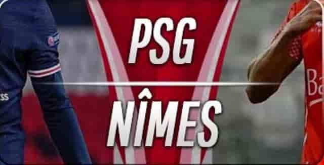 Prediksi Skor PSG vs Nimes
