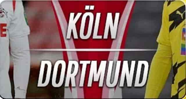 Prediksi Skor Koln vs Dortmund