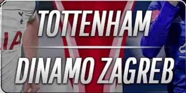 Prediksi Tottenham vs Dinamo Zagreb