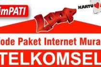 12 Kode Paket Internet Murah Telkomsel