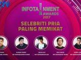 Infotainment Award 2017, nominasi Infotainment Award 2017, daftar nominasi Infotainment Award 2017