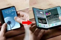 Layar Lipat, Kompetisi Raksasa Smartphone Dunia