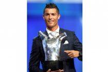 Ini Kata Cristiano Ronaldo Setelah Raih Ballon d'Or
