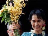 Aung San Suukyi Ingin Sampaikan Ini ke Indonesia