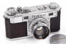 Terjual Rp 5,5 Miliar, Kamera Nikon Kuno Di Lelang di Wina