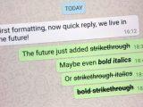 7 Kode Whatsapp Supaya Chat Lebih Menarik
