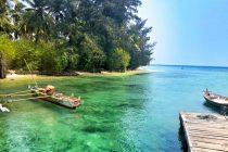Banten Wisata Pulau Sangiang