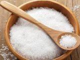 Cara mengurangi lemak perut dengan garam