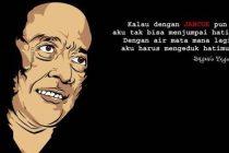 Deretan Kata Kata Indah Sujiwo Tejo, Motivasi Paling Bijak Dari Jancukers