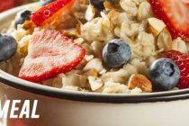 Diet Oatmel, Diet Sehat Menurunkan Berat Badan