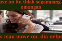 Gambar Kata Move ON