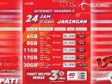 Info Harga Paket Internet Vaganza Telkomsel Murah 2018