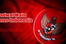Jadwal Main Timnas Indonesia