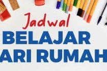 Jadwal Tayangan TVRI Program Belajar Dirumah 21 Mei 2020