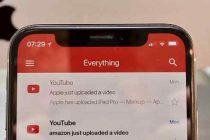 Kabar Gembira, iPhone X Kini Bisa Menikmati Aplikasi Inbox Dari Gmail