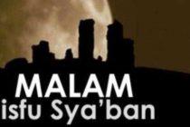 Kata Kata Bulan Nisfu Syaban