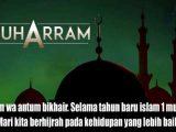 Kata Kata Ucapan 1 Muharram Suro Tahun Baru Islam