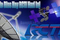 Kode Biss Key TV RCTI