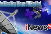 Kode Biss Key iNews TV