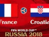 Kroasia, Prancis Juara Piala Dunia 2018