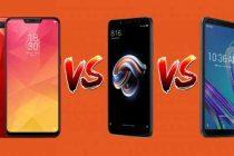 Mana Yang Lebih Bagus, Realme 2 Vs Redmi Note 5 pro Vs ZenFone Max Pro m1