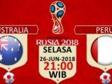 Nonton Australia vs Peru, Bukan Live Streaming Trans7