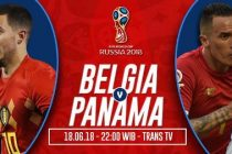 Nonton Belgia vs Panama, Link Live Streaming Trans TV