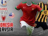 Nonton Malaysia vs Indonesia, TV Online Indosiar 19.00wib