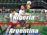 Nonton Nigeria vs Argentina Live Streaming TV – Prantinjau Laga