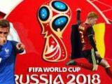 Nonton Prancis vs Belgia, TV Live Stream